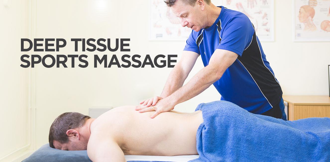 sports massage bedford deep tissue massage bedford